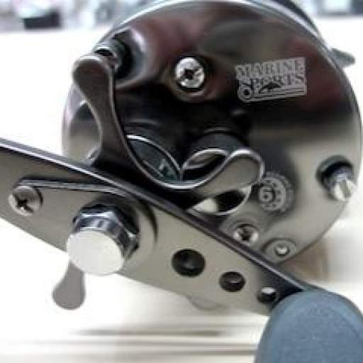 Reel rotativo Caster Plus 200 Marine Sport [2]