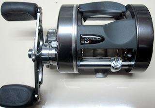 Reel rotativo Caster Plus 400 Marine Sport