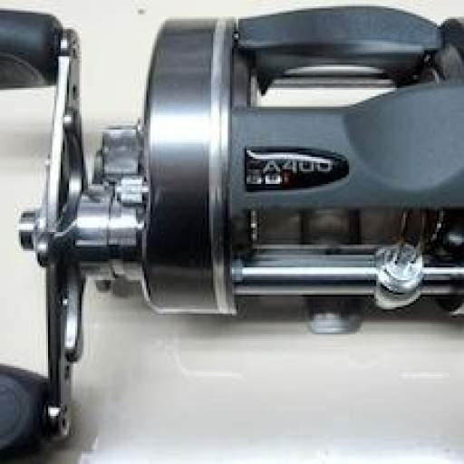 Reel rotativo Caster Plus 400 Marine Sport [0]