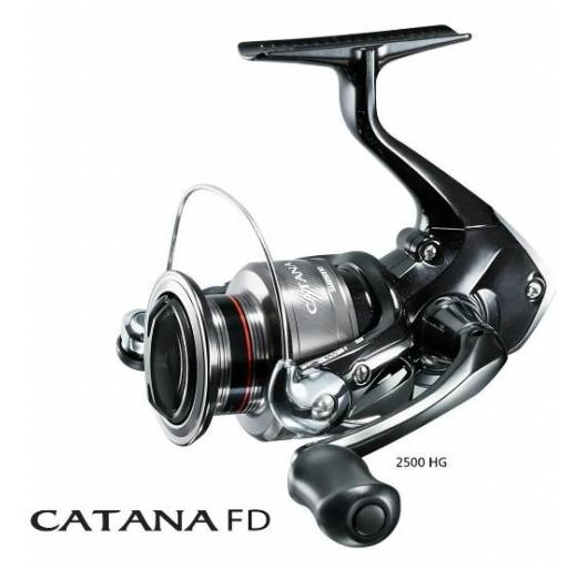 Reel Frontal Shimano Catana FD