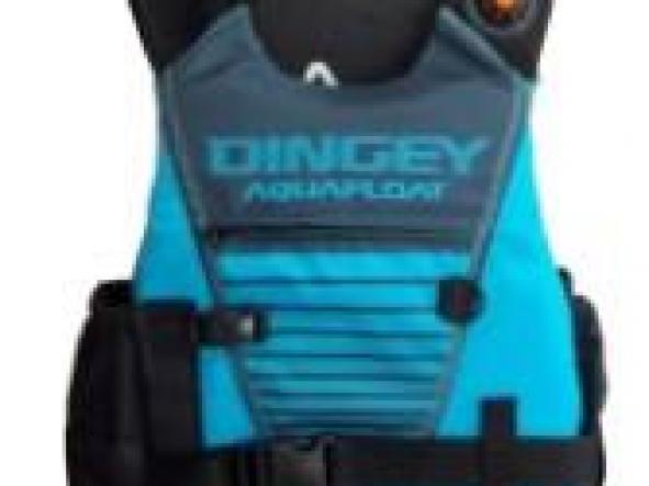 Chaleco aquafloat Kayak Dingey Celeste T6