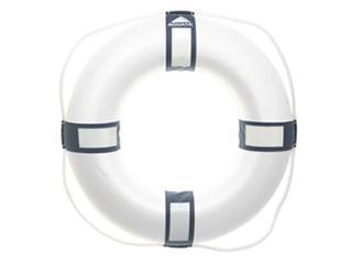 Salvavidas circular Blanco + Cabo