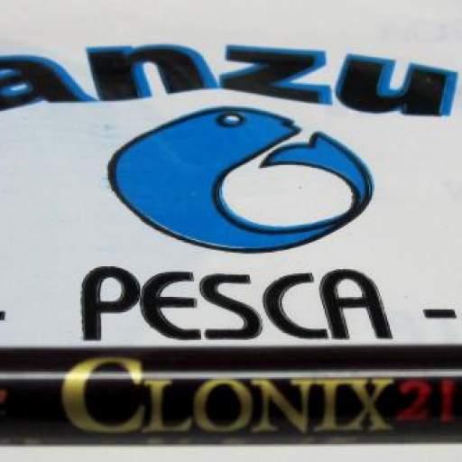 Caña Baitcast Kunnan Clonix 2 tramos (2,10m) [2]