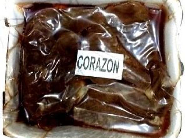 Carnada Gran Pique embasada al vacio Corazon