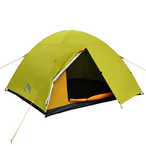 Carpa Waterdog Dome 6