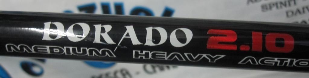 Caña Dorado 210 1 tramo