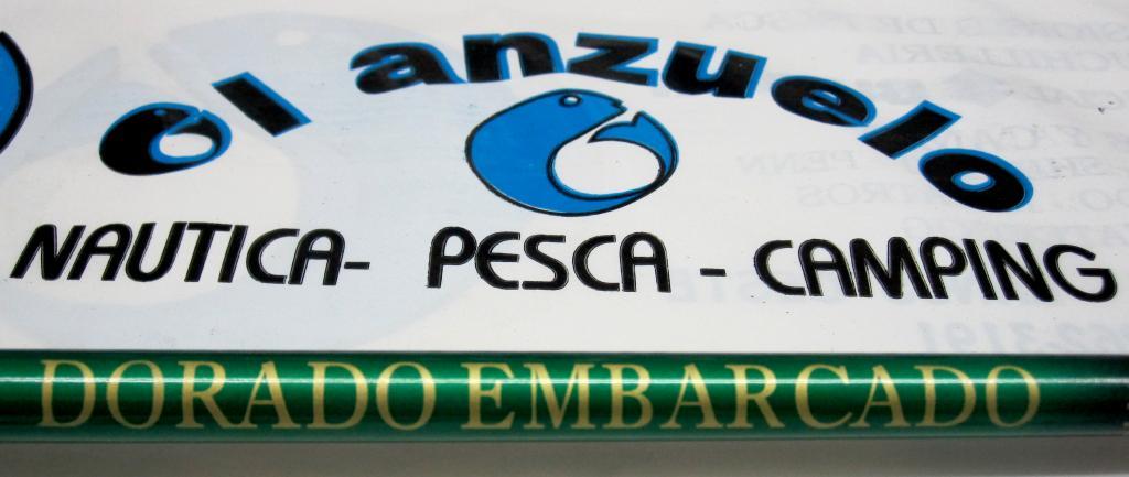 Caña Baitcast Surfish Dorado embarcado 1 tramo (1,95m)