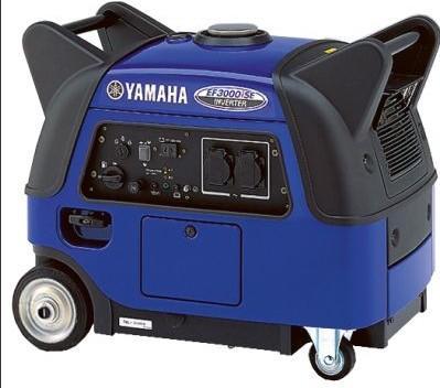 Motor Yamaha de Fuerza EF3000IS