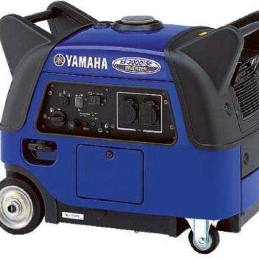 Motor Yamaha de Fuerza EF3000IS [0]