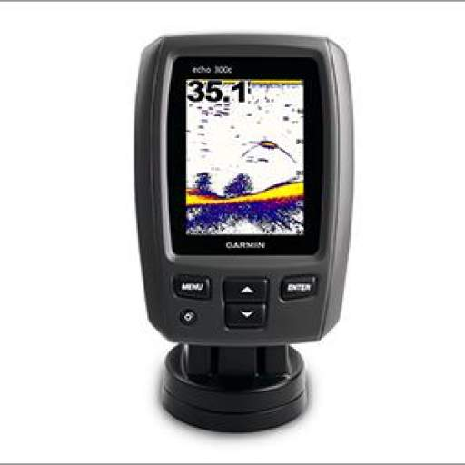 Ecosonda Garmin Echo 300c Color