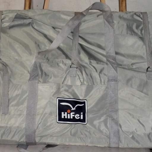 Bote HiFei HSD-230 Semirrigido Desarmable  [2]