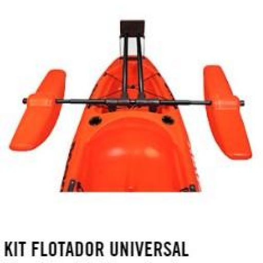 KIT FLOTADOR UNIVERSAL Completo - Flotador - Espejo