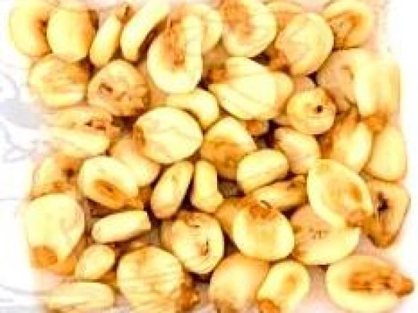 Carnada Gran Pique embasada al vacio maiz sabor vainilla