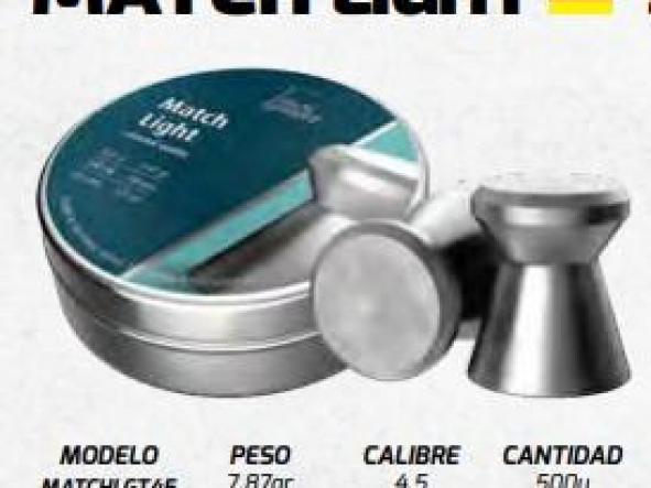 Balines H&Sport MATCH LIGHT