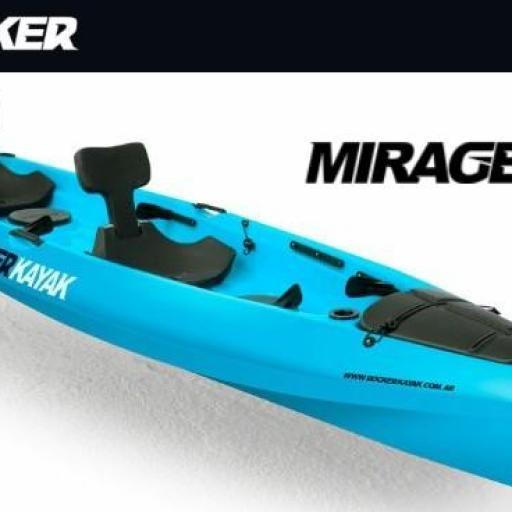 Kayak Rocker Mirage