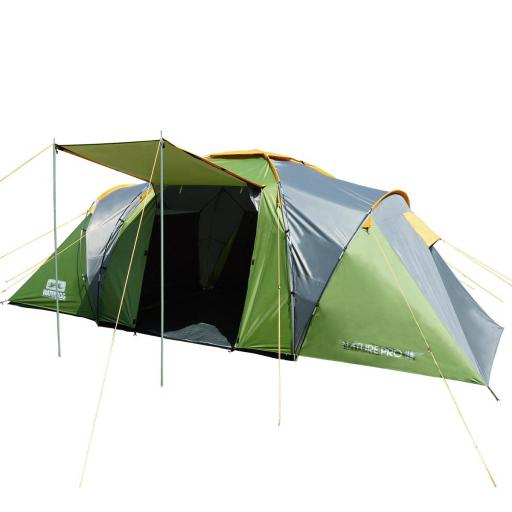 Carpa Waterdog Nature pro 6