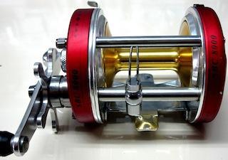 Reel Omoto SBC 8000
