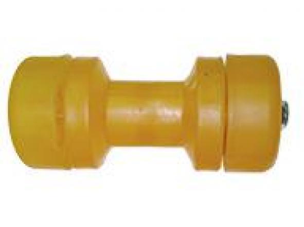 Rodillo pro recto con tapa 85 mm Termoplastico