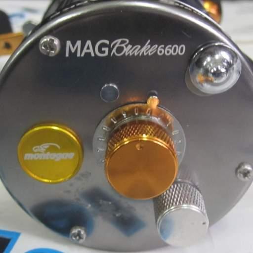 Reel rotativo montague  Starke MagBrake 6500. [2]