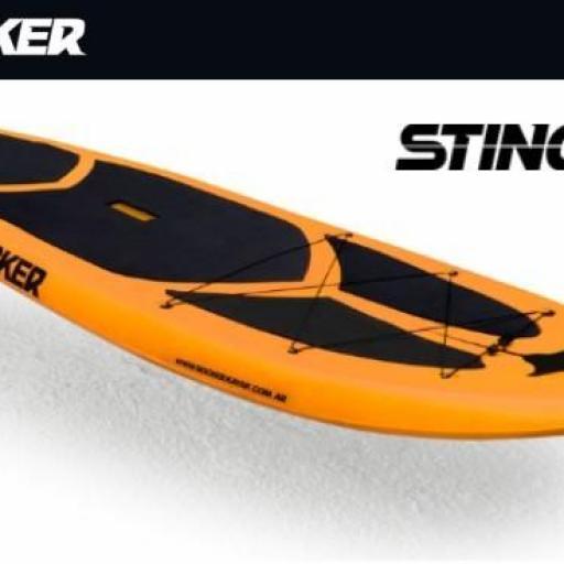 Kayak Rocker Stingray