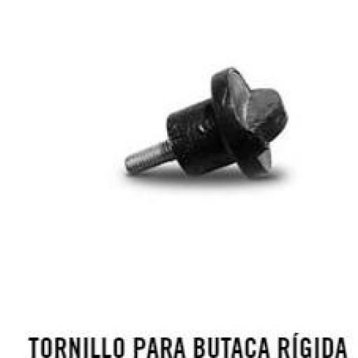 TORNILLO PARA BUTACA RÍGIDA