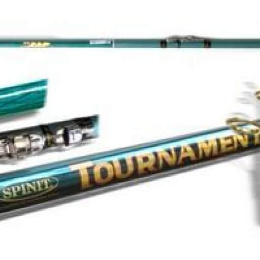 Caña Spinit Tournament 400 5 tramos [0]
