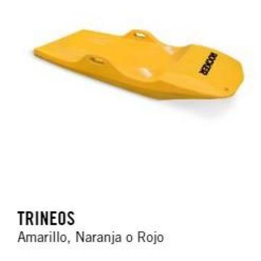 TRINEOS Amarillo, Naranja o Rojo