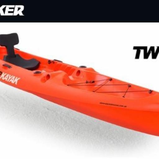 Kayak Rocker Twin