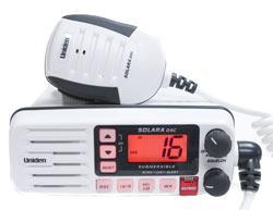 RADIO VHF UNIDEN SOLARA 25 WATS