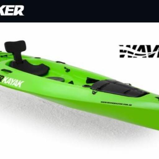 Kayak Rocker Wave
