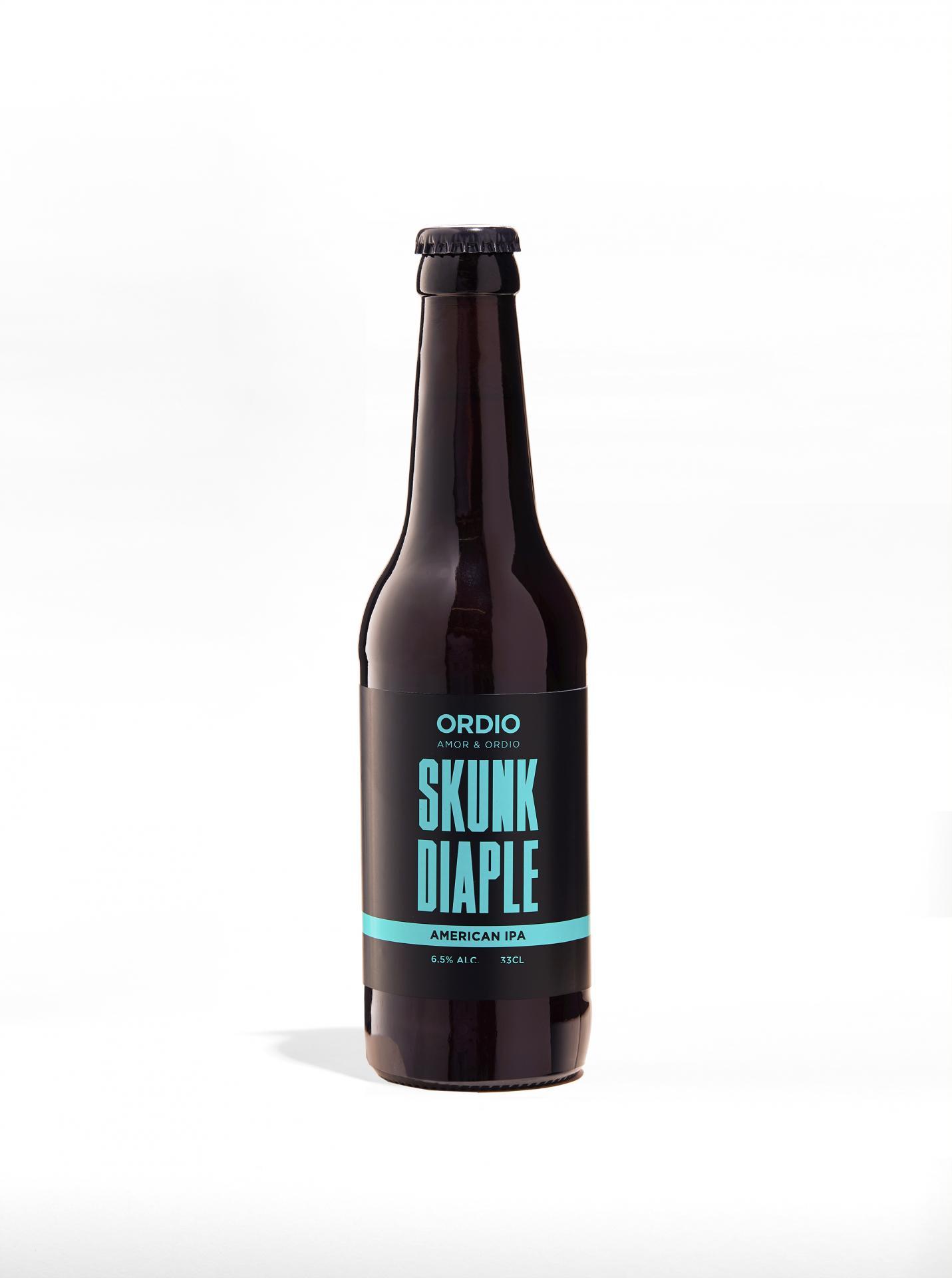 Ordio Skunk Diaple (12 ud)