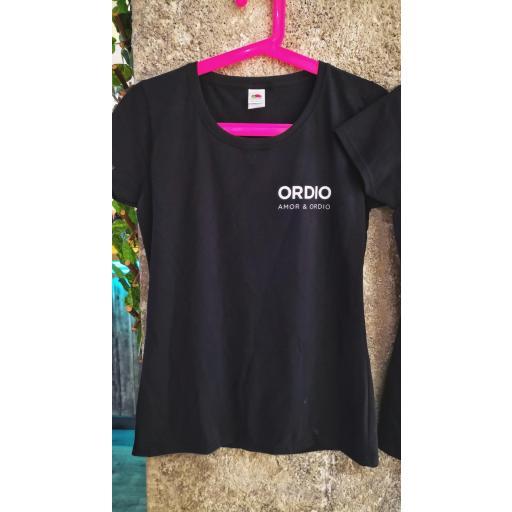 Camiseta Amor &  Ordio