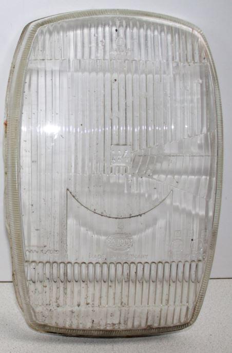 Cristal faro delantero MERCEDES 220