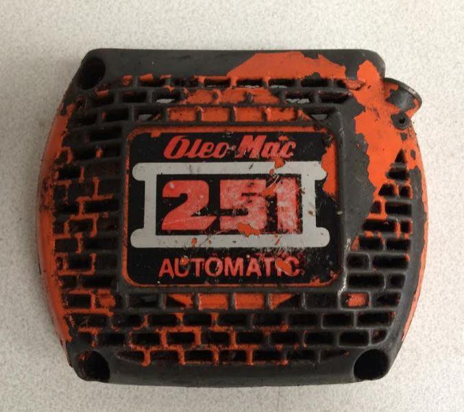 Arranque OleoMac 251