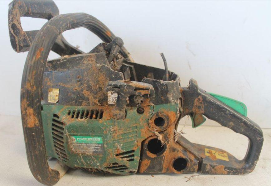Despiece Powerplus POW64120