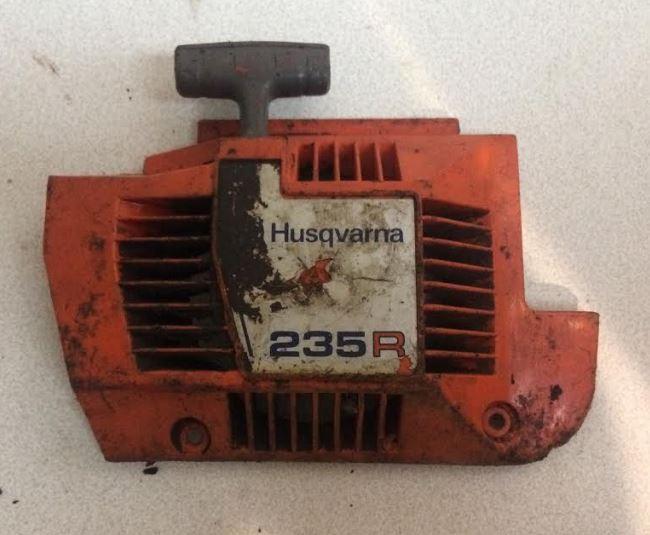 Arranque Husqvarna 235 R