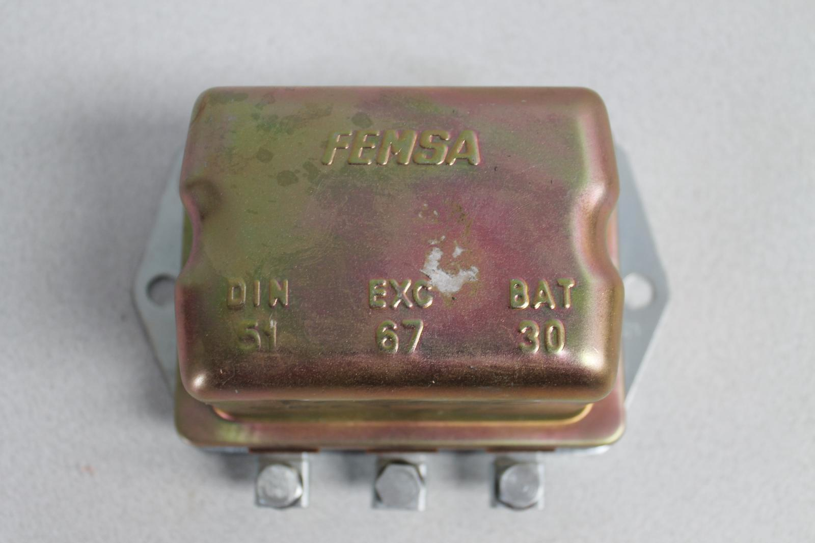 FEMSA GRC 12-1