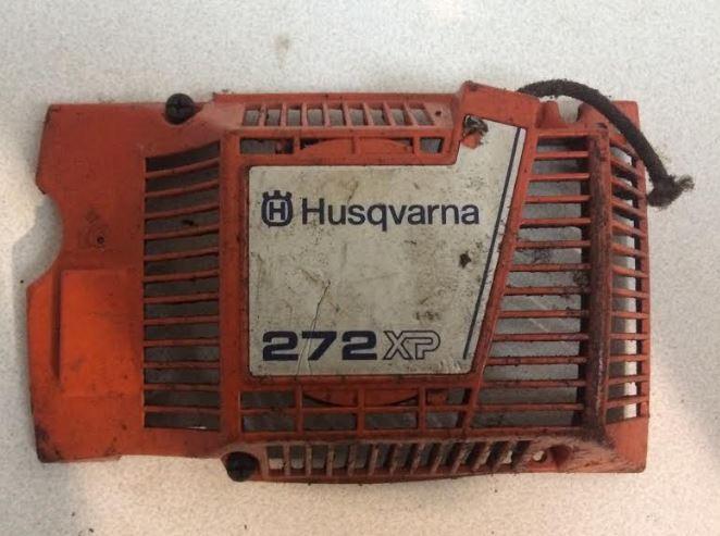 Arranque Husqvarna 272 xp