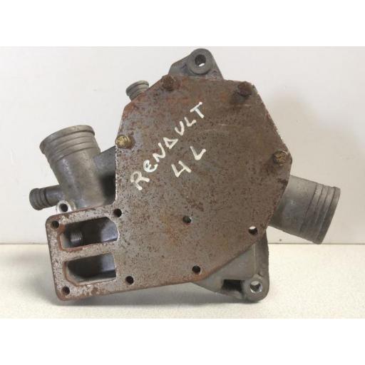 Bomba de agua Renault 4L [2]