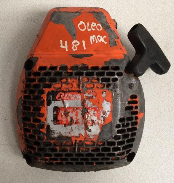 Arranque OleoMac 481