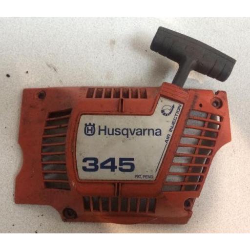 Arranque Husqvarna 345