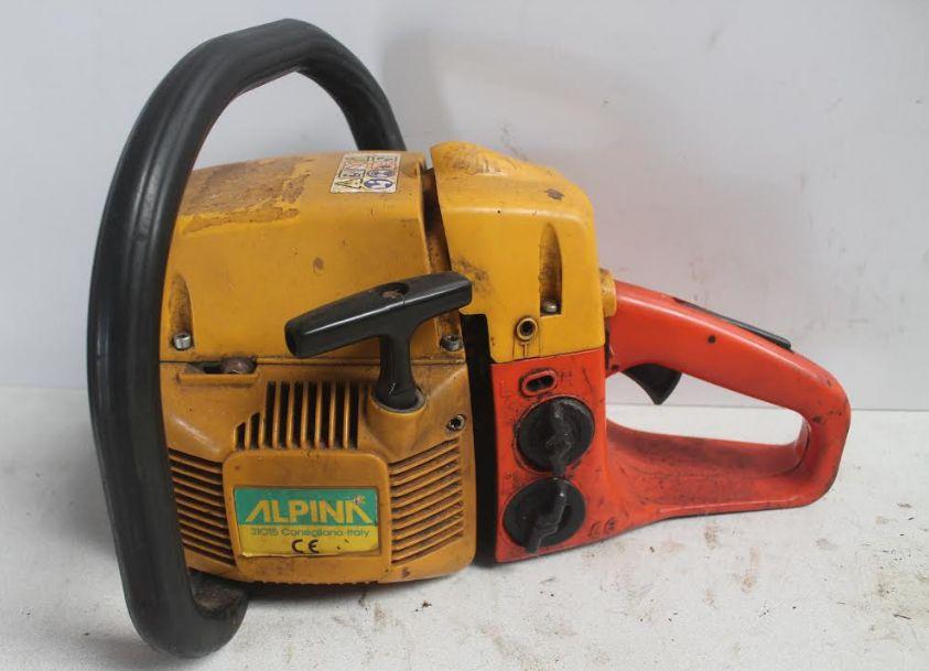Despiece Alpina P500