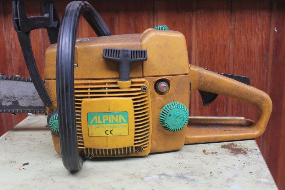 Despiece Alpina P550
