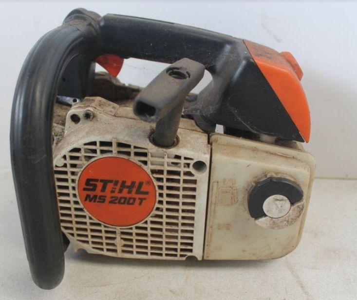 Despiece Stihl MS200T