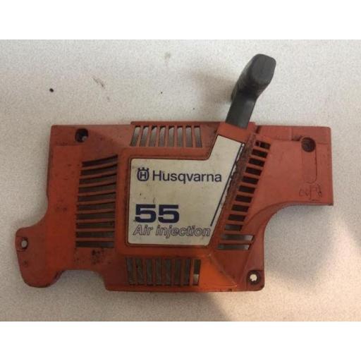 Arranque Husqvarna 55