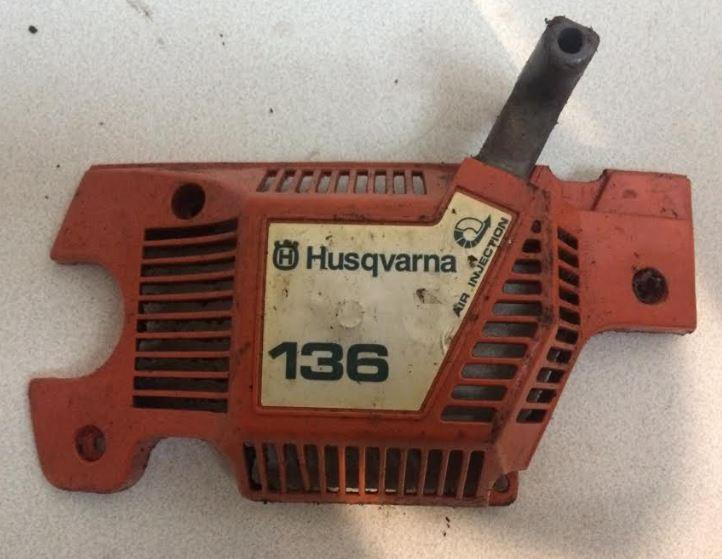 Arranque Husqvarna 136