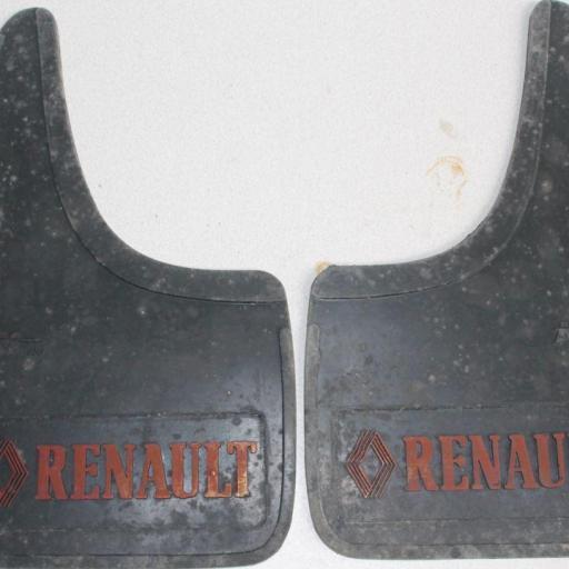 Faldillas Renault Clásico