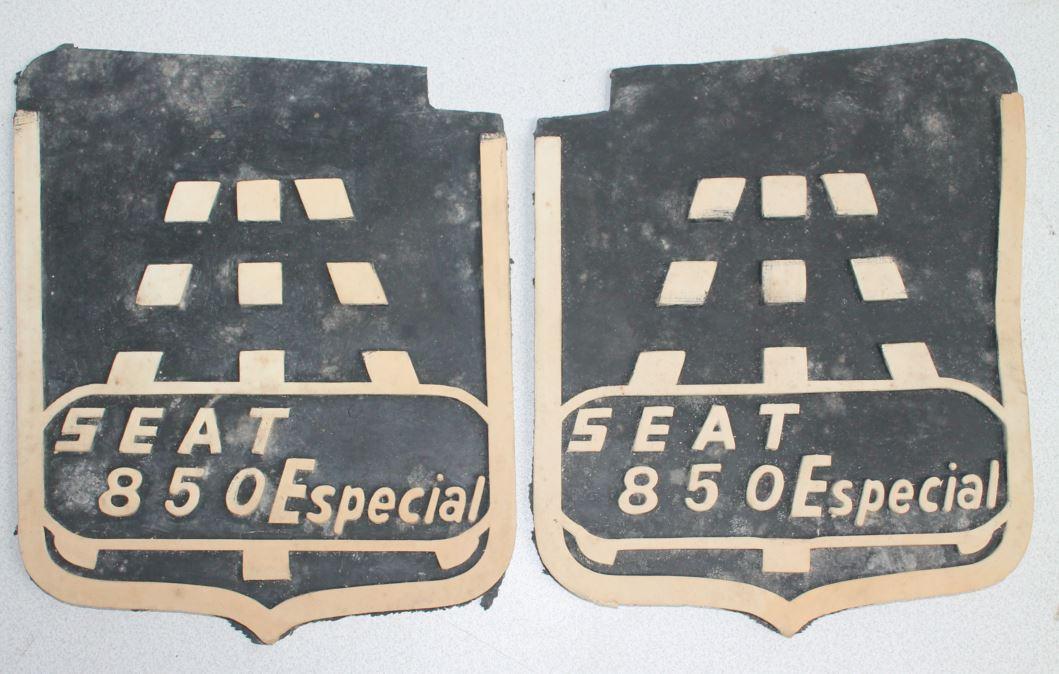 Faldillas Seat 850 Especial