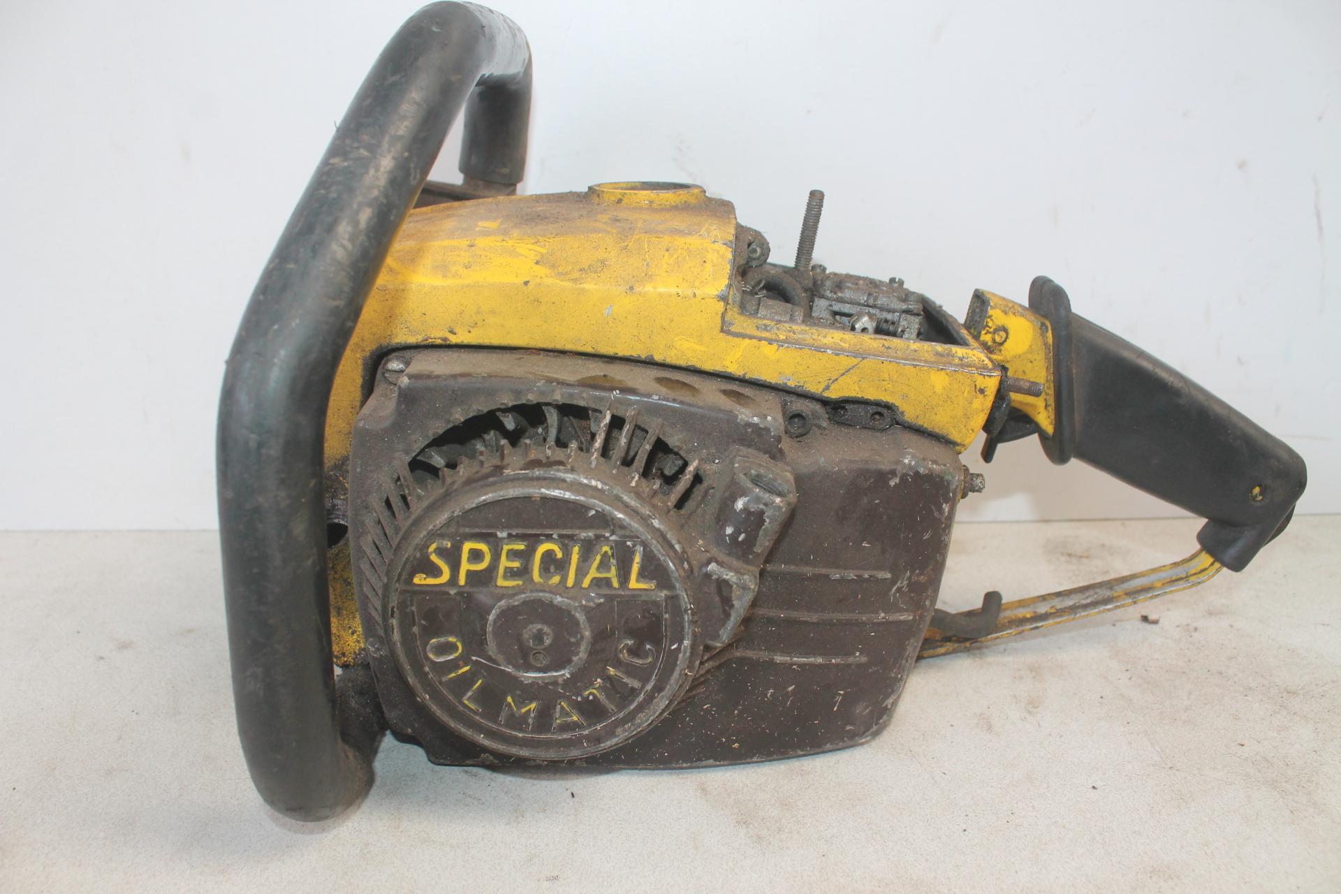 Despiece Alpina Special Oilmatic