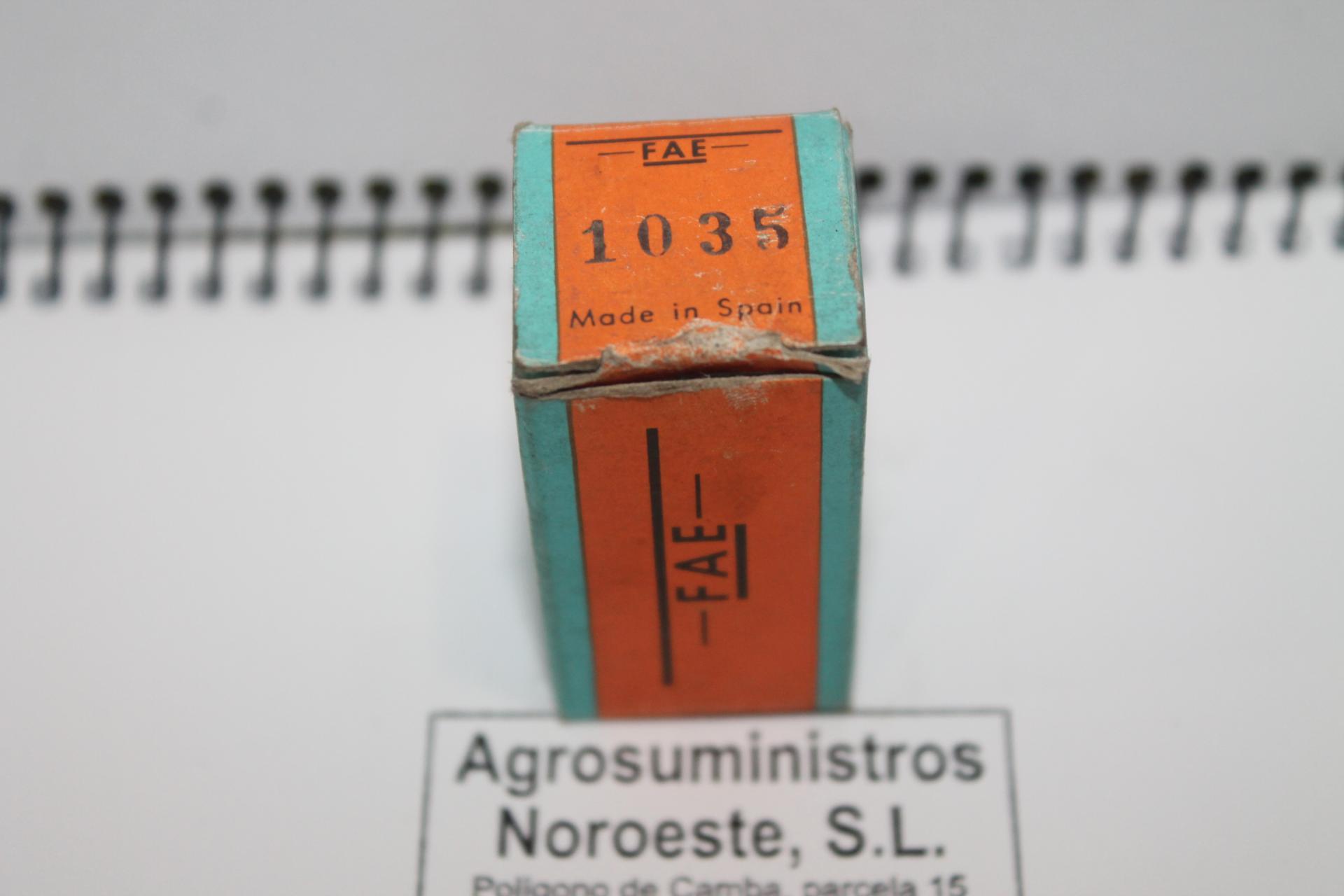 Manocontacto FAE 1035